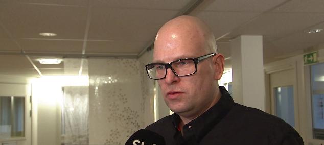 Praktiska GYmnasiet Karlstads rektor Tobias Axnemon