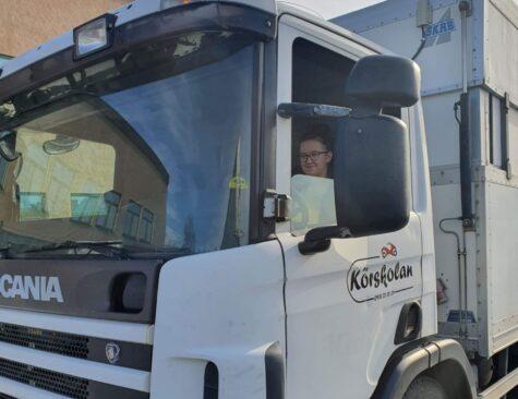 Daniella Brunström Fordon och transport