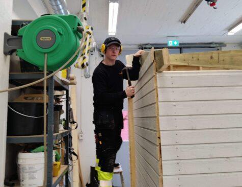 Ian Hägerström Bygg och anläggning